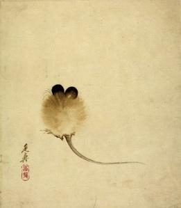 shibata-zeshin-mouse-ca-1870