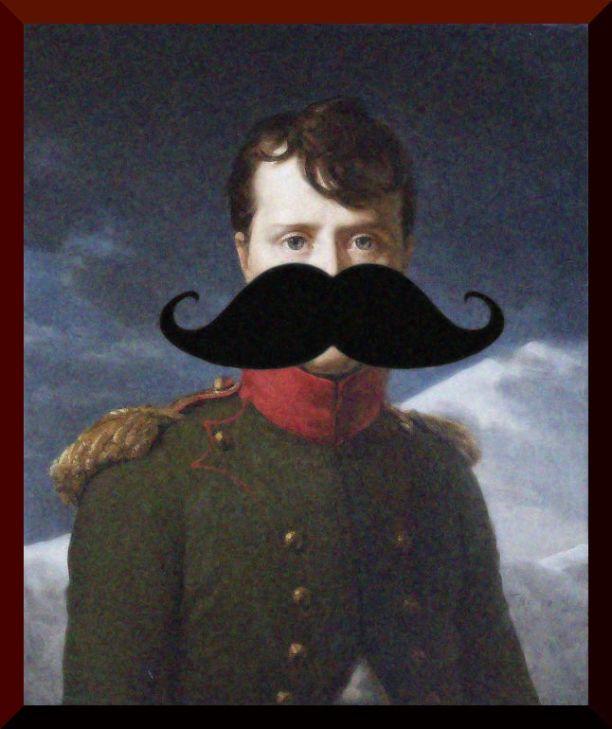 The Magic Moustache